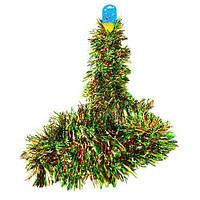 Новогоднее украшение Дождик - мишура 00390/B12957, 2.5 метра