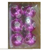 Набор ёлочных шариков 8201