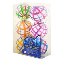 Набор ёлочных шариков 8470
