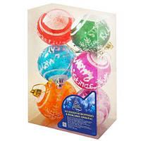 Набор ёлочных шариков 8485