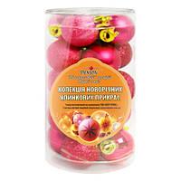 Набор ёлочных шариков 338