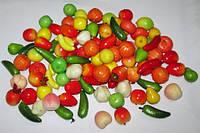 Набор мини-фрукты 100 шт.