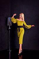 Женское платье материал джерси
