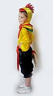 Карнавальный костюм Петушок-2 на возраст от 3 до 6 лет