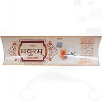 Аромапалочки Роза, Madhuram Rose Agarbatti Patanjali, 25 гр