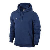 Детская толстовка Nike Club Team Hoody JR  658500-451