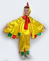 Карнавальный костюм Петушок-3 на возраст от 3 до 6 лет