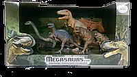 Игровой набор HGL Megasaurs Динозавры Серия A 7 шт (SV10611)