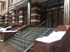 Гранітні сходи фото 1