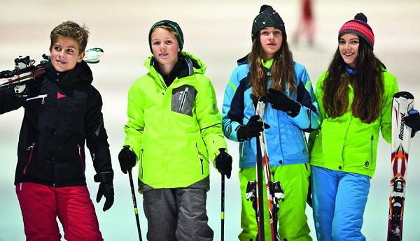 Горнолыжная и зимняя одежда подростковая
