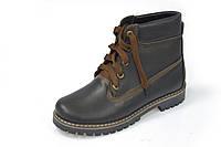 Тимберленды зимние кожаные / Timbs winter leather