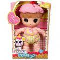 Мягкая малышка кукла Лалалупси Lalaloopsy Babies Crumbs Sugar Cookie Doll.