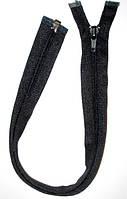 Змейка / молния 45 см, черная