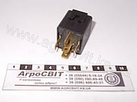 Реле переключающее 24 V (5-и контактное), 753.3777-01