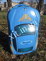 """Детский чемодан 18"""" на колесах Авто"""