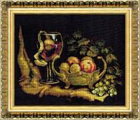 Набор для вышивки крестиком №225 Натюрморт голландский