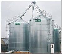 Силоса плоскодонные зерновые