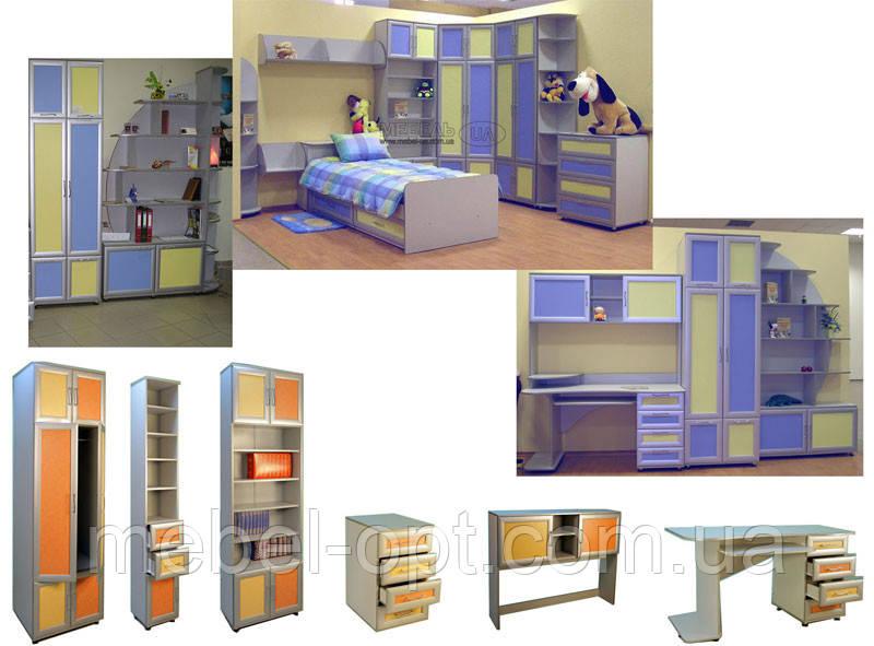 Модульная мебель Пионер-С