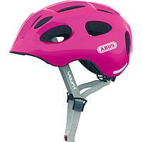 Детский шлем ABUS YOUN-I Sparkling Pink S