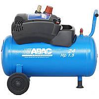Компрессор ABAC Pole Position 015  с  прямым приводом (1,1 кВт, 180 л/мин, 24 л)