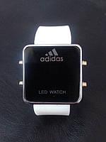 Спортивные часы LED WATCH, Лед белые ( код: IBW014O )