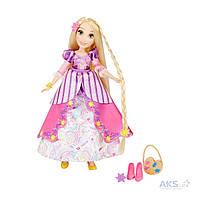 Игрушка Hasbro Кукла Принцесса Рапунцель в платье со сменными юбками (B5312)