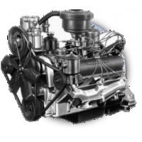 Двигатель и комплектующие ЗИЛ