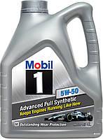 Масло моторное Mobil-1 5w50 SN/CF 4л