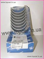 Вкладыши коленвала шатунные Renault Kango I 1.5DCi  0.5mm  Kolbenschmidt Германия 77837620