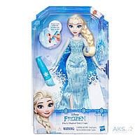 Игрушка Hasbro Кукла Эльза в наряде с проявляющимся рисунком (B6699)