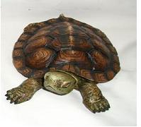 Дачный интерьер декорации для пруда черепаха
