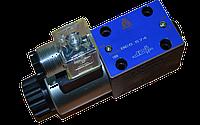 Гидрораспределители золотниковые, одно стороннее электромагнитное управление, Ду=6мм