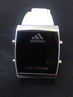 Спортивные часы LED WATCH, Лед белые ( код: IBW017O ), фото 1
