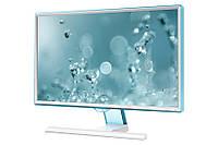 Монитор 23.6' Samsung S24E391HL, White, WLED, PLS, 1920x1080, 4 мс, 250 кд/м2,  1000:1, 178°/178°, VGA/HDMI, (LS24E391HLO/CI)
