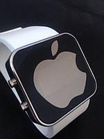 Спортивные часы Apple LED WATCH, Эпл Лед белые ( код: IBW019O )