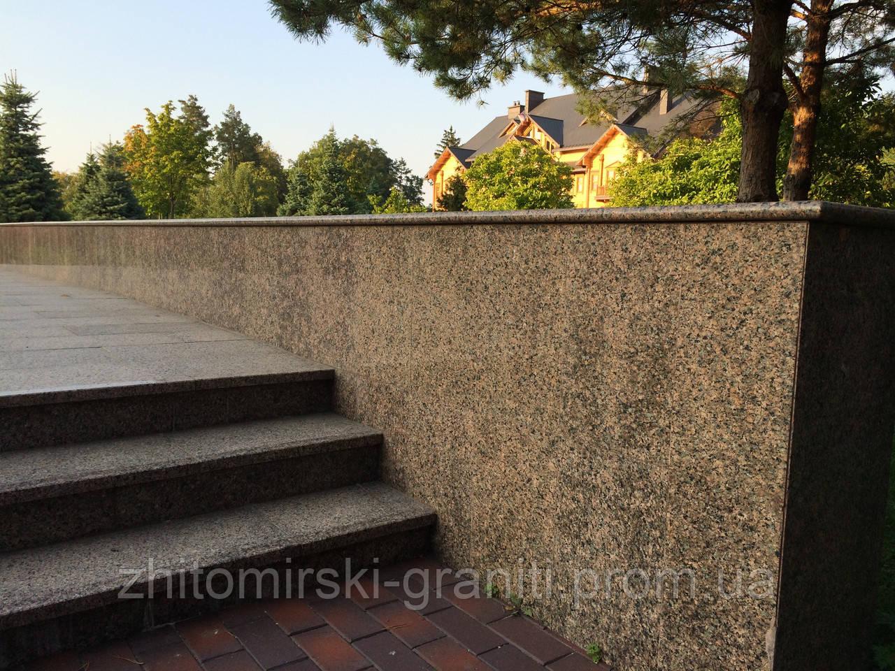 Гранітні сходи фото 17