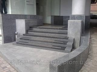 Гранітні сходи фото 18