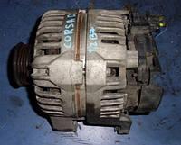 ГенераторOpelCorsa D 1.2 16V2007-2014Bosch CA1866IR , 0124325171, 14v, 100A, 13222930  (мотор Z12XEP)