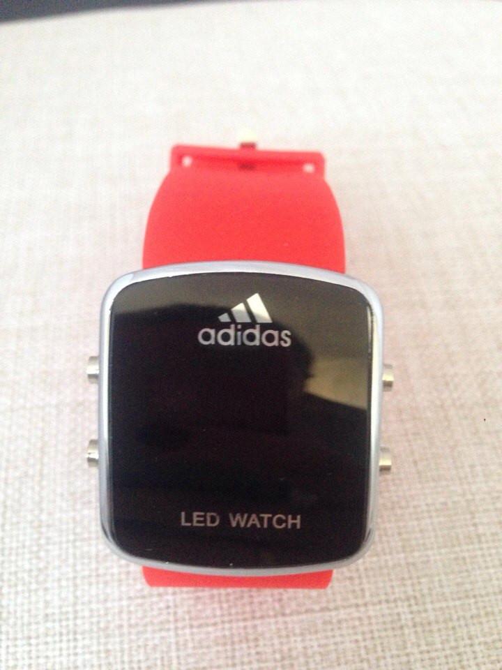 0ac981c8 Спортивные Часы LED WATCH, Лед Красные — в Категории