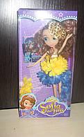 Кукла Принцесса София Прекрасная в платье - трансформер , в коробке