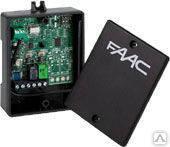 Внешний Приёмник FAAC  XR2- 868 МГц (память на 250 пультов с кодированием SLH)