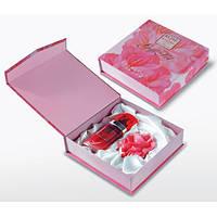 Подарочный набор «Rose of Bulgaria»  духи  плюс мыло ручной работы