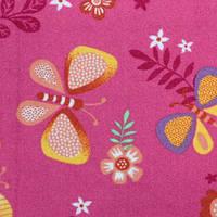 Детский ковер Бабочки 2х5