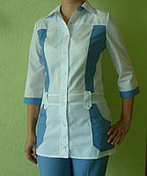 Медицинский костюм «Кэтти» женский из наличия