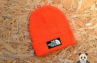 Яркая молодежная шапка The North Face Beanie, фото 1
