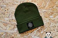 Яркая молодежная шапка, фото 1