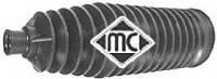 Комплект пыльников (2 шт.) рулевой рейки на Renault Kangoo (Рено Кенго) 08- MC10224 Metalcaucho