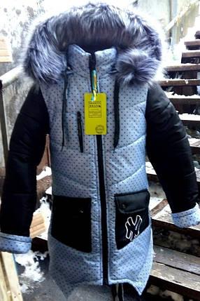 Зимняя детская куртка, фото 2