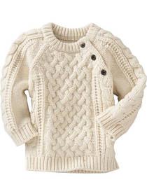 Детские вязанные кофты и свитера для девочек оптом