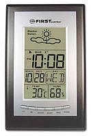 Часы кварцевые с барометром First  FA-2460